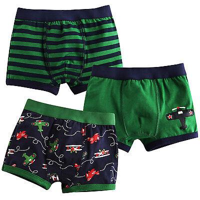 """Vaenait Baby Kids  Boxer Short Underwear Boys Pantie Set /""""Boxer Broadway/"""" 2T-7T"""
