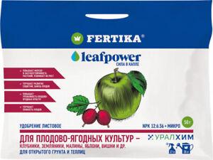 Fertilizer FERTIKA Leaf power universal 15 g