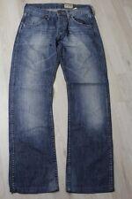 H2607 Wrangler ACE Jeans W30 Blau Gut