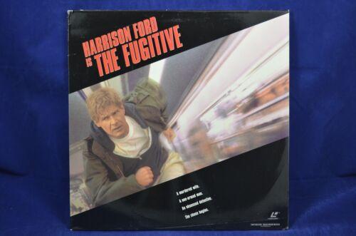 The Fugitive - Harrison Ford, Tommy Lee Jones - Widescreen Laser Disc