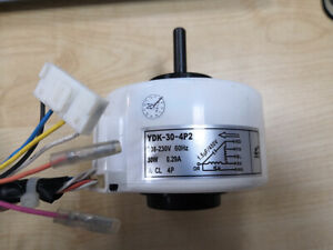 1PCS New FOR Chigo air conditioner indoor fan motor YDK-30-4P2-1