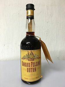 Buton-Specialita-Amaro-Felsina-75cl-30-Bottiglia-Nr-141613-Vintage