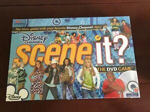 Scene It! Disney Channel Edition (DVD / HD Video Game, 2008)