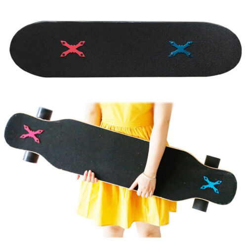 1 Paar Skateboard Anti Sinking Dichtungen Longboard Deck Schraube