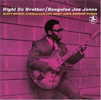 Boogaloo Joe Jones - Right On Brother [new Cd] Bonus Tracks, Rmst on Sale