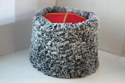 high quality wool Original russian caucasian kubanka Natural Astrakhanhat