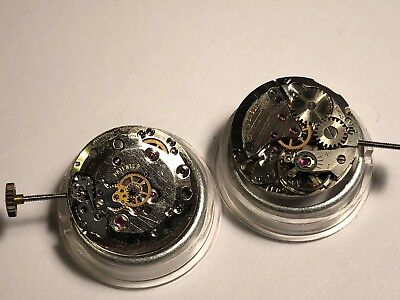 REPAIR NEW OLD STOCK FELSA 294 MEN/'S WRISTWATCH 17J WIND-UP MOVEMENT FOR PARTS