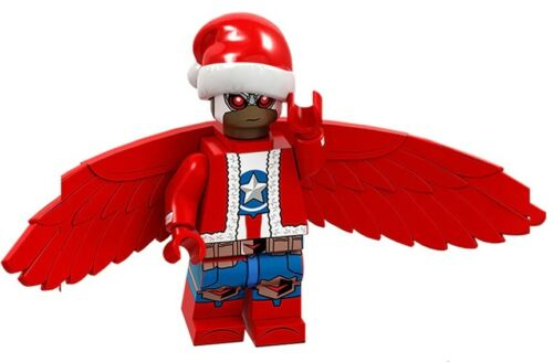 Marvel Avengers Christmas Toys Building Blocks Gift New Year Star Wars Presents