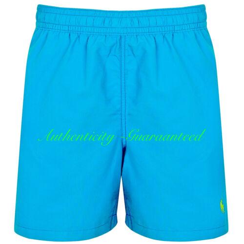 Ralph Lauren Hawaiano BOXER Swim Pantaloni corti VARI COLORI Controllo//a Righe Rrp £ 75