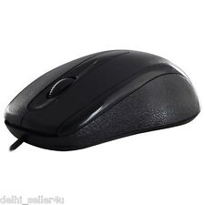 Quantum QHM232 1000DPI USB OPTICAL MOUSE for Computer & Laptop PC + Bill