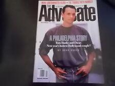 Tom Hanks - The Advocate Magazine 1993