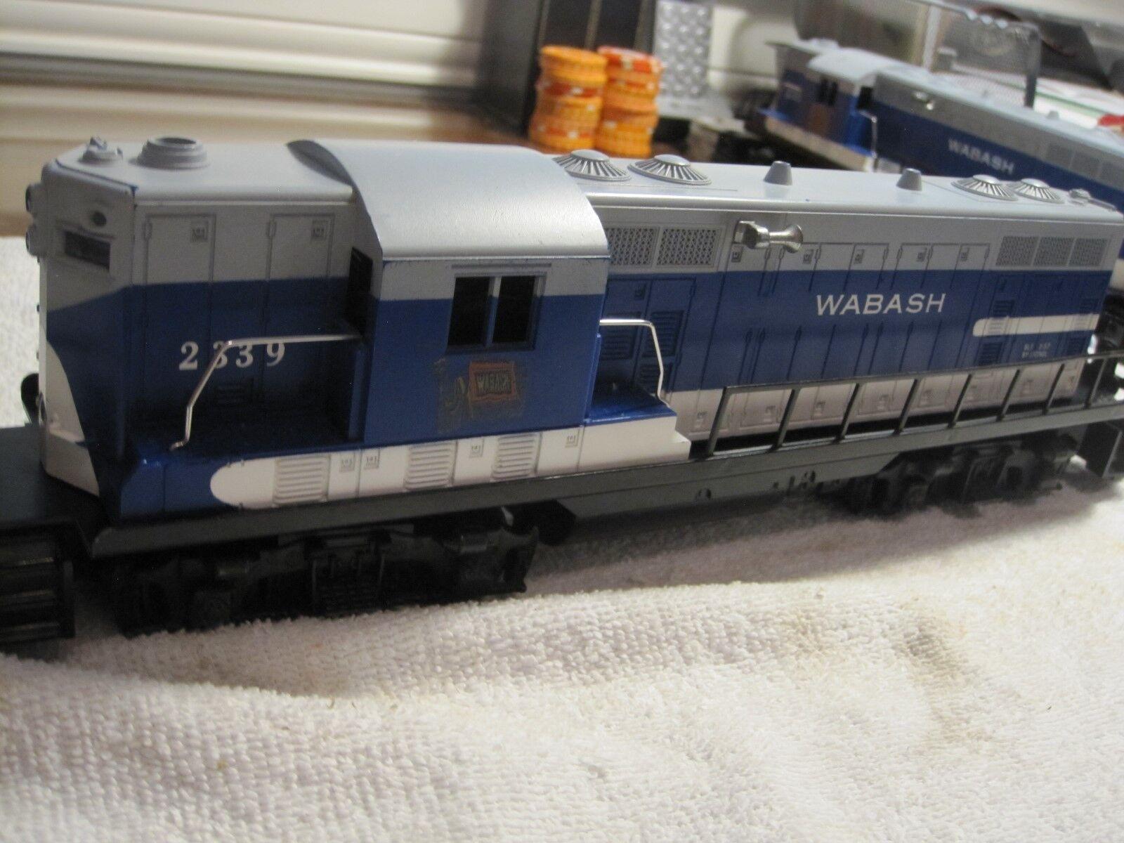 LIONEL 2339 Wabash GP7  Diesel Engine
