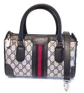 Vintage gucci doctors satchel handbag