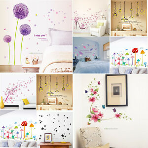 Butterfly-Tree-DIY-Removable-Wall-Sticker-Vinyl-Decal-Kid-Nursery-Home-Art-Decor