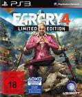 Far Cry 4 -- Limited Edition (Sony PlayStation 3, 2014, DVD-Box)