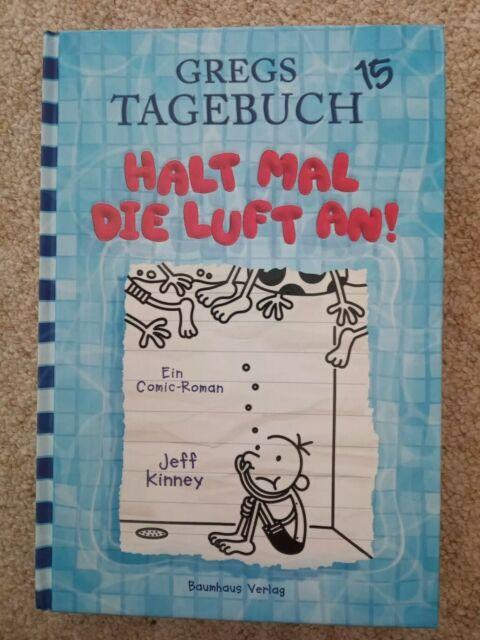 Gregs Tagebuch 15 von Jeff Kinney (Gebundene Ausgabe)