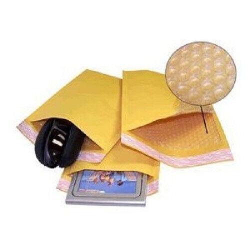 Yens® 25 #6 Kraft Bubble Padded Envelopes Mailers 12 X 19.5 25KF6