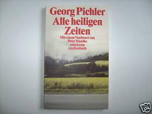 GEORG-PICHLER-ALLE-HEILIGEN-ZEITEN