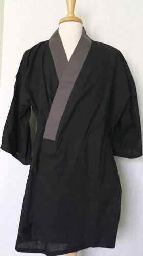 Traditional Japanese Happi Gown Bathrobe Nightwear Short Kimono Yukata