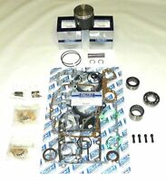 Wsm Outboard Johnson Evinrude 40 / 50 Hp / 2 Cyl. 81'-97 Rebuild Kit 435546,