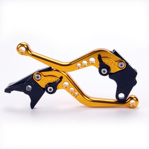 For Honda CB599 CB600 HORNET 1998-2006 2005 2004 2003 Short Brake Clutch Levers