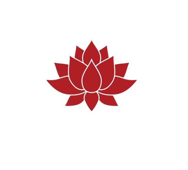 Lotus Flower Yoga Buddhist Car Wall Phone Laptop Die-Cut Vinyl Decal Sticker