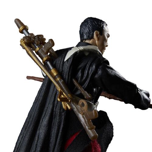 Star Wars The Black Series Rogue One 6-inch #36 chirrut oùl Figure by Hasbro
