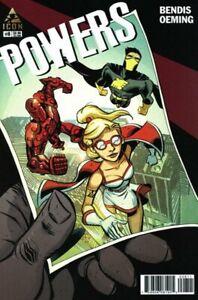 Powers-Vol-4-8-como-Nuevo-NM-Marvel-Comics-Edad-Moderna