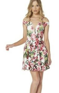 AX-Paris-Bardot-Skater-Dress-summer-holidays-floral