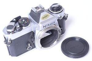 PARTS-OR-REPAIR-NIKON-FE-SLR-35MM-CAMERA-IN-NICE-CONDITION-W-CAP