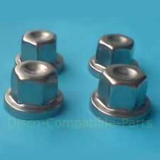 Land Rover Discovery 1 Genuine Locking Wheel Nut Cover Set
