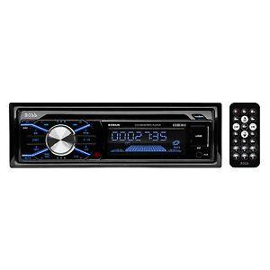 New! Boss 506UA In Dash Car Stereo CD MP3/USB/SD Player AM/FM Receiver + Remote