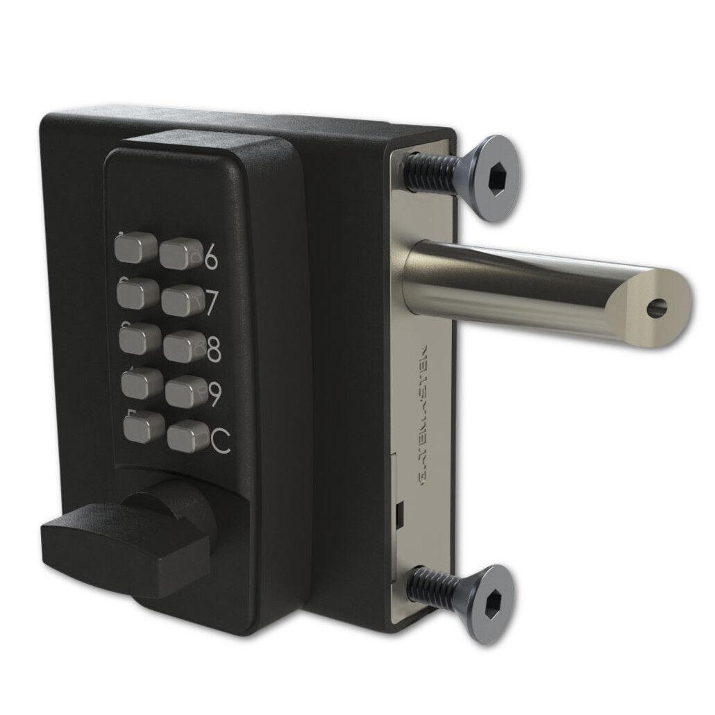 Gatemaster DGL digital de cerradura de puerta-DGL02 (40 Mm - 60 Mm)
