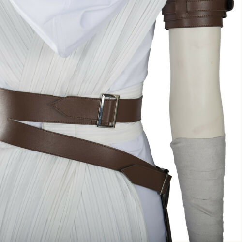 2019 Star Wars The Rise of Skywalker Rey Daisy Ridley Cosplay Costume Halloween
