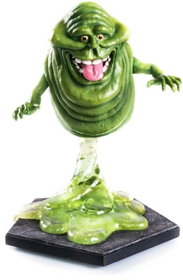 Ghostautobusters  Slimer 1 10 Scale StatueIRO53274