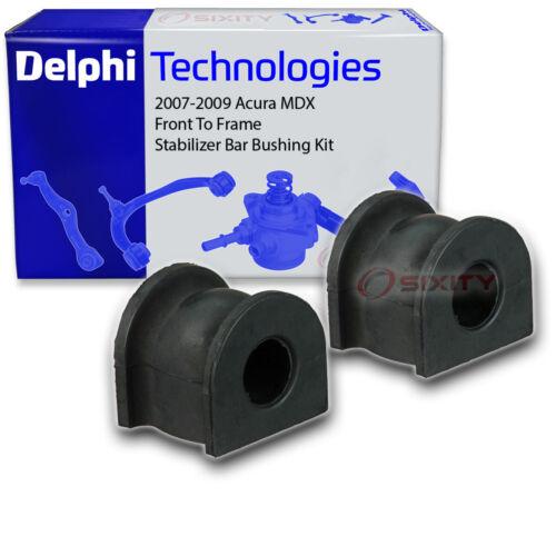 Delphi Front To Frame Stabilizer Bar Bushing Kit for 2007-2009 Acura MDX zd