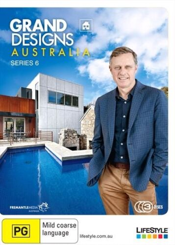 1 of 1 - GRAND DESIGNS Australia SEASON 6 : NEW DVD