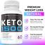 thumbnail 1 - Keto Diet Pills Advanced 1500 BHB Weight Loss Exogenous Ketones Rapid Ketosis