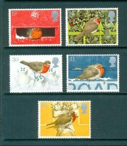 GB-1995-Commemorative-Stamps-Christmas-Unmounted-Mint-Set-UK-Seller