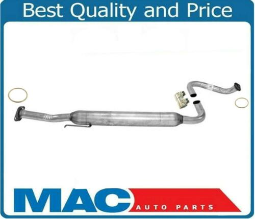 Middle Resonator Pipe With Gaskets For 07-12 Nissan Sentra 2.0L