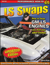 How to Swap GM LS Engines into 1989-1996 Nissan 240SX 1992-1999 BMW 318 325 328