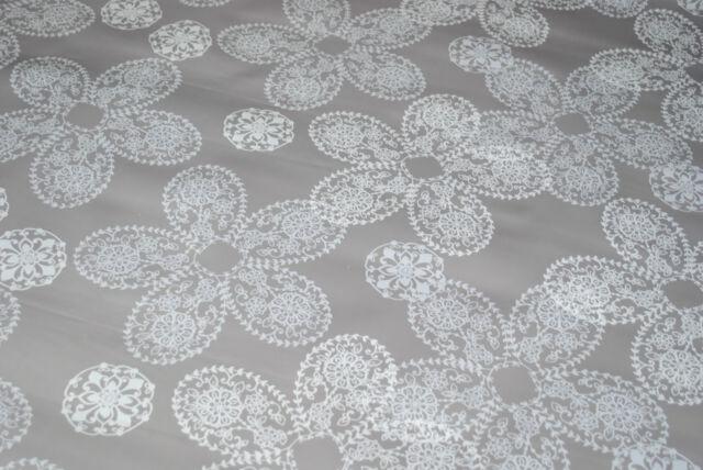 Wipe Clean Tablecloth Oilcloth Vinyl PVC All Designs & Colours 140 x 300cm