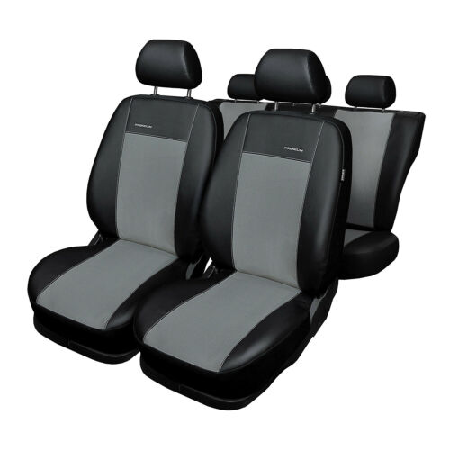Audi a4 b6 Sedan Kombi 00-04 medida fundas para asientos funda del asiento ya referencias auto referencias de asientos