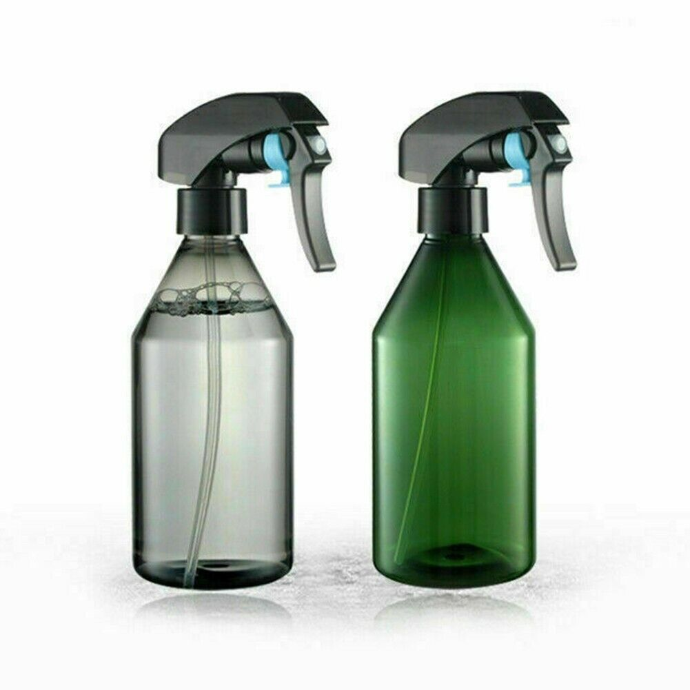 Plastic Water Spray Bottle Flowers Plants Watering Cleaning Garden Tool
