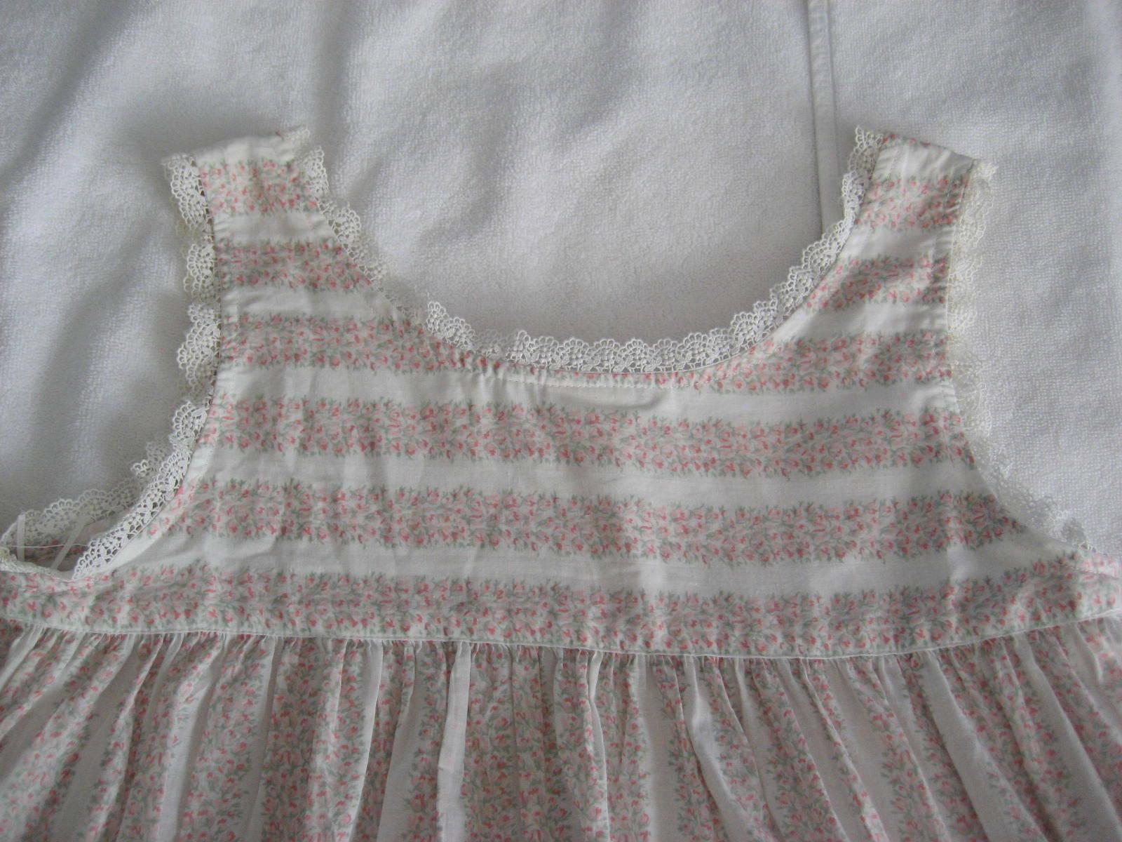 1990s Unworn Eileen West Queen Anne's Lace Nightg… - image 10