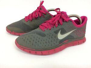 new arrivals nice shoes high fashion Details zu Nike Free 4.0 V2 Sneaker 511527-006 Damen grau pink Größe 38  (24cm) #B7