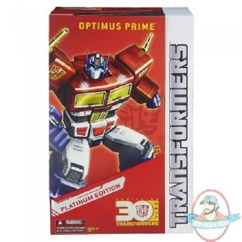Transformers Platinum Edition Optimus Prime Year of the Horse Figure