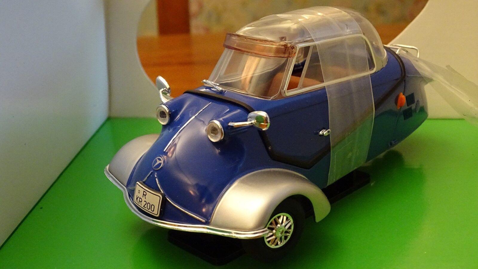 1 18 Messersmitt KR 200 Laguna blu Revell 1955