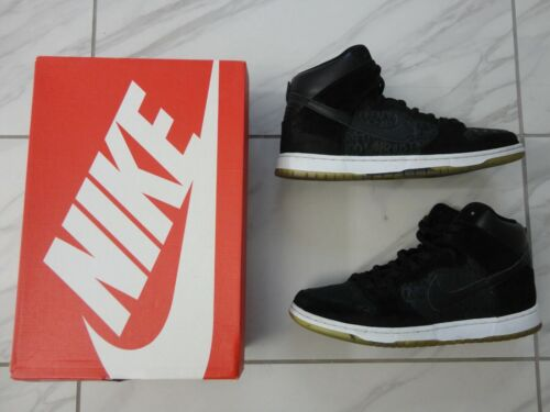 "Nike Dunk High Premium SB ""Neckface"" 313171-018 Bl"