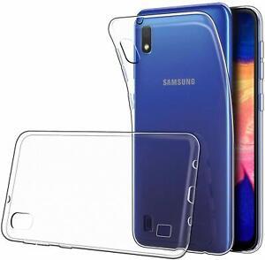 Samsung-Galaxy-A10-Transparent-Huelle-Durchsichtig-Case-Clear-Cover-Liquid